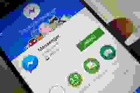 iOS gặp lỗi với Facebook Messenger khiến người dùng khó chịu