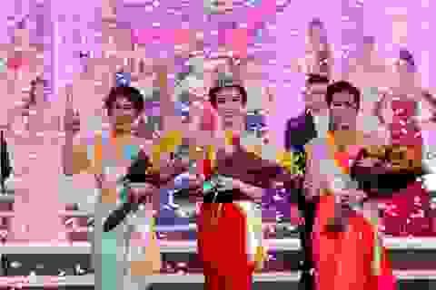 200 triệu đồng dành cho nữ sinh đăng quang Hoa khôi Sinh viên Việt Nam