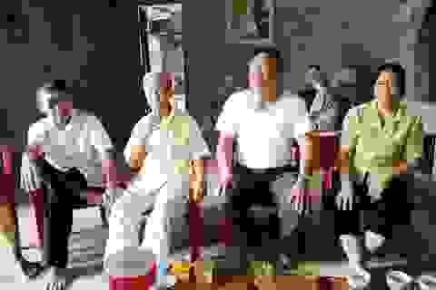 """Ninh Bình: Huyện nói gì vụ dân cả thôn """"gõ cửa"""" khắp nơi đòi đất xây nhà văn hóa?"""