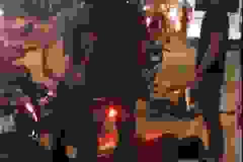 Điều tra làm rõ clip cô gái bị đánh suýt ngất trên phố
