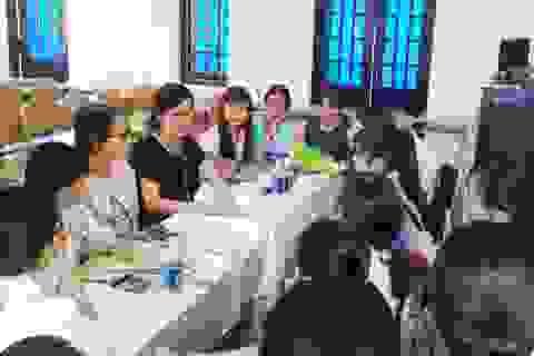 Hơn 1.300 việc làm cho sinh viên Đại học Ngoại ngữ Huế