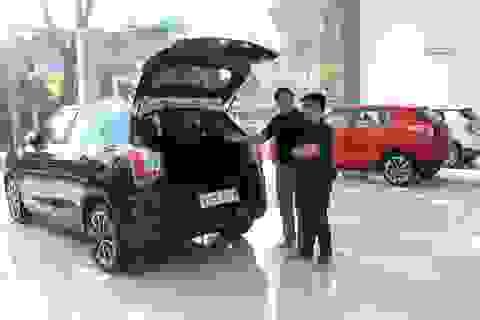 Dòng xe hơi Hàn Quốc giá rẻ tấn công thị trường TP HCM