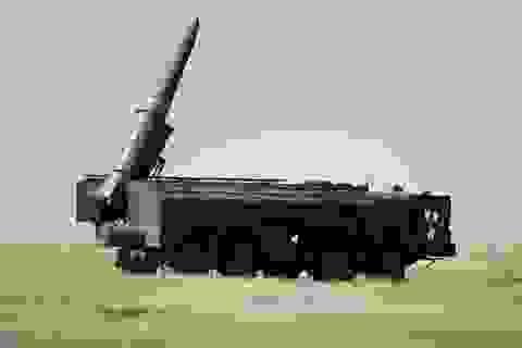 Nga lần đầu phóng tên lửa Iskander-M bên ngoài lãnh thổ