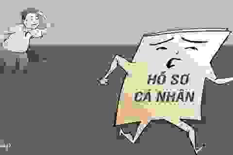 """Những câu hỏi xung quanh sự """"biến mất bí ẩn"""" hồ sơ Trịnh Xuân Thanh"""