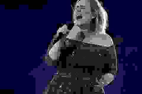 Adele kiếm tiền khủng trong 1 năm