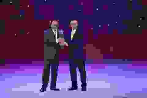 VFF nhận giải thưởng Liên đoàn có phong trào phát triển từ AFC