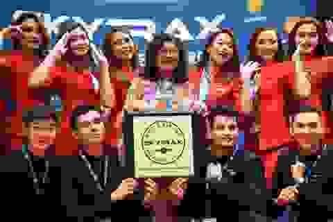 AirAsia là hãng hàng không giá rẻ tốt nhất thế giới năm thứ 9 liên tiếp
