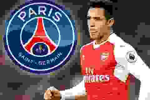 Sanchez bị bắt gặp ở Paris, chuẩn bị ký hợp đồng với PSG?