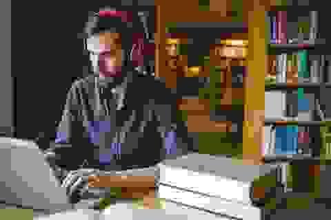 Âm nhạc chỉ giúp bạn tập trung nếu bạn đang làm đúng loại công việc