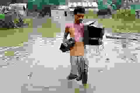"""Trung Quốc dùng sông nước để """"chơi khó"""" Ấn Độ?"""