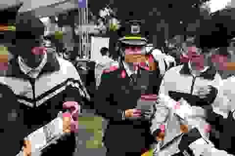 Học viện An ninh xét tuyển bổ sung 109 chỉ tiêu đại học chính quy hệ dân sự