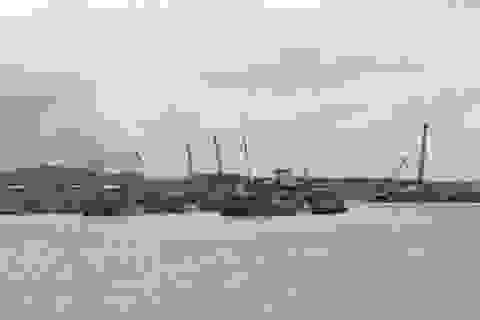 """""""Mọi hành vi hút cát trên sông Đồng Nai lúc này là trái luật"""""""