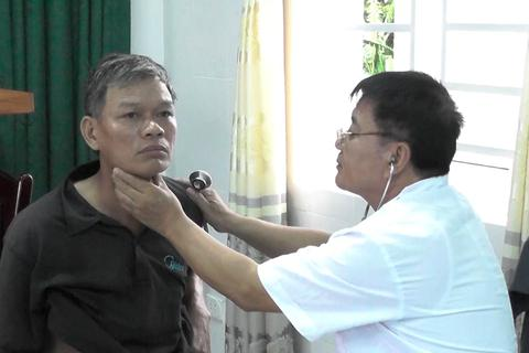 Quảng Trị: Khám và cấp thuốc miễn phí cho các đối tượng chính sách