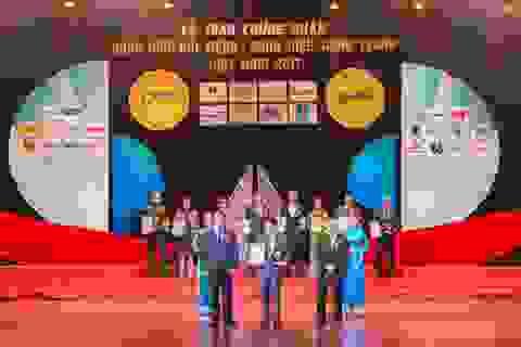 SHB được vinh danh trong Top 20 nhãn hiệu nổi tiếng Việt Nam