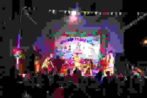 """Tabudec Plaza tổ chức """"Đêm Hội Trăng Rằm"""" cho những cư dân đầu tiên"""