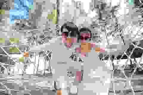Cặp đôi nên duyên nhờ một lần bê tráp đám cưới