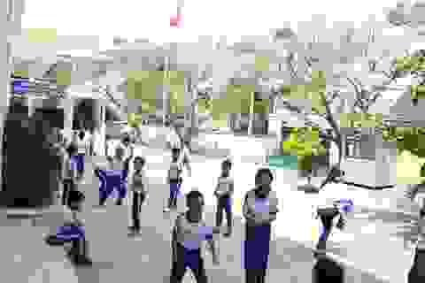 Khánh Hòa: 216/533 trường học đạt chuẩn quốc gia