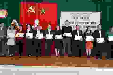 Hội khuyến học Quảng Nam: Cấp gần 45 tỉ đồng học bổng cho học sinh trong năm 2016