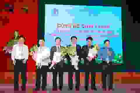 Trường ĐH Vinh thành lập 3 Viện mới