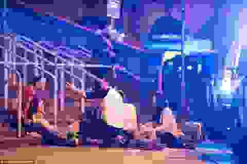 Anh công bố danh tính nghi phạm đánh bom nhà thi đấu Manchester
