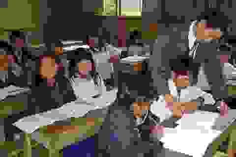 Quảng Nam sẽ tổ chức thi tuyển 1.174 giáo viên