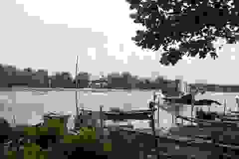 Tắm sông, một học sinh lớp 9 chết đuối thương tâm