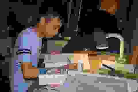 Nỗi lo của cậu học sinh nghèo đạt 26,7 điểm khối B