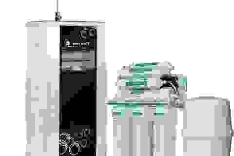 Viện Hàn Lâm ra mắt máy lọc nước xử lý được mọi nguồn nước tại Việt Nam