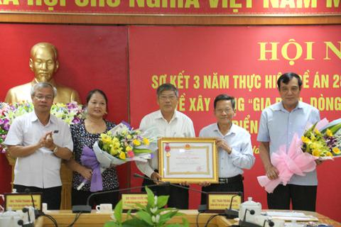 Hà Tĩnh có gần 177.000 gia đình hiếu học