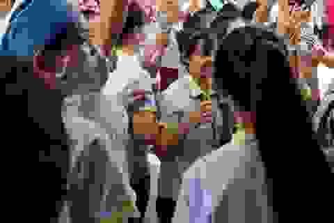Vụ hơn 6.000 công nhân đình công tại Thanh Hóa: Công nhân vẫn không được đáp ứng nhiều kiến nghị
