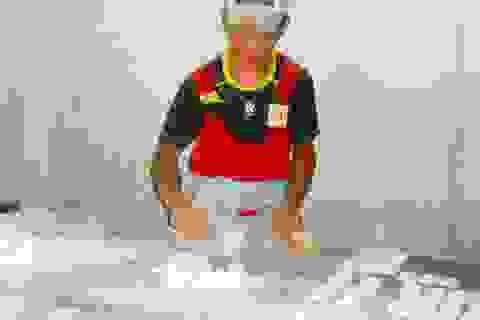 Làng bánh truyền thống An Lạc tất bật vào mùa Tết