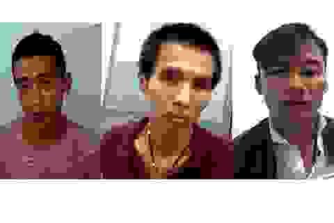 Bắt nhóm thanh niên tàng trữ trái phép chất ma túy