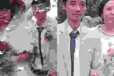 Đám cưới dậy sóng xứ Thanh: Cô dâu lớn hơn chú rể 22 tuổi