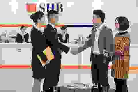 SHB ưu đãi lãi suất cho vay 8,5%/năm dành cho khách hàng cá nhân