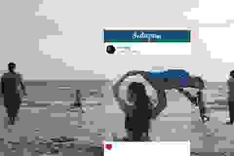 """Chết cười với màn """"bóc mẽ"""" sự thật đằng sau những bức ảnh hoàn hảo trên instagram"""