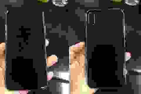 Lần đầu tiên lộ diện ảnh rõ nét nguyên mẫu thực tế của iPhone 8