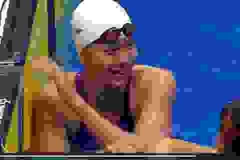 Thua đối thủ Trung Quốc, Ánh Viên giành HCB 200m tự do
