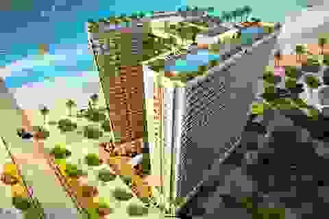Ra mắt căn hộ thực tế dự án dát vàng Hòa Bình Green Đà Nẵng