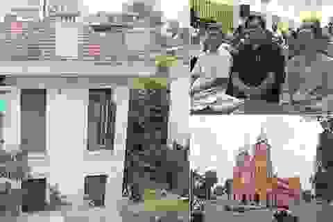 """Biệt thự """"đòi"""" từ cựu Chủ tịch Hà Nội bỏ hoang và báu vật giếng cổ"""