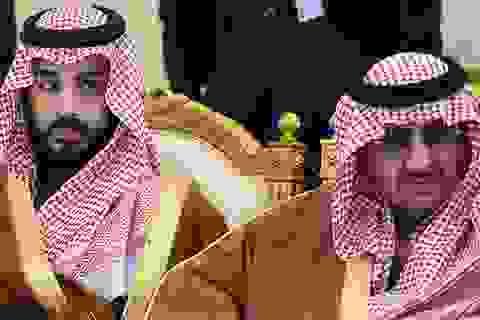"""Tiết lộ chấn động về cuộc """"đổi ngôi"""" ở Ả rập Xê út"""
