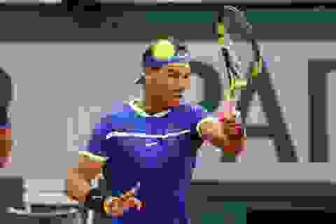 Ngày 8 - Roland Garros: Nadal đụng đồng hương Bautista Agut
