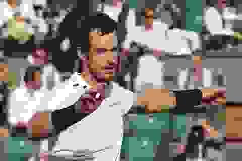 Roland Garros: Murray đụng Wawrinka ở bán kết