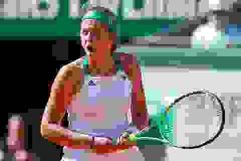 "Roland Garros: ""Hiện tượng"" 20 tuổi Jelena Ostapenko là ai?"