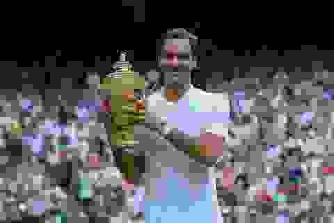 Những khoảnh khắc đưa Federer tới chiến thắng thứ tám ở Wimbledon