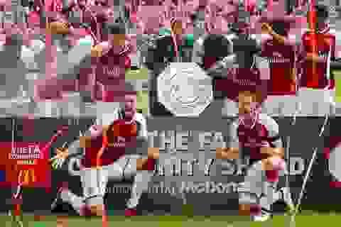 Bốn điểm nhấn từ chiến thắng của Arsenal trước Chelsea
