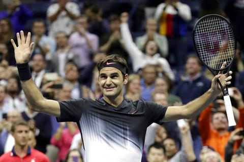 Mỹ mở rộng: Nadal khởi đầu dễ, Federer vất vả thoát hiểm