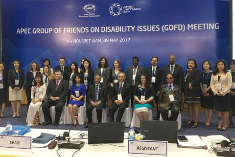 Đợt hội nghị lớn thứ hai của Năm APEC 2017 khai mạc tại Hà Nội