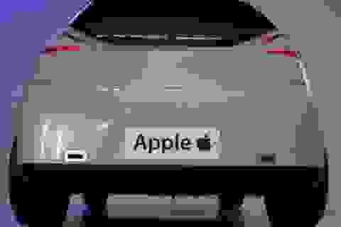 CEO Tim Cook lần đầu hé lộ về dự án xe không người lái của Apple