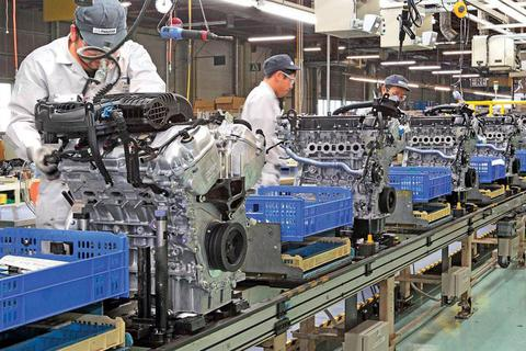 Mazda mở rộng nhà máy sản xuất động cơ tại Thái Lan