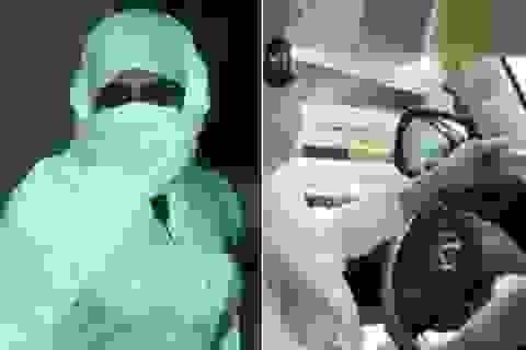 Ả-rập Xê-út điều tra video phụ nữ lái xe